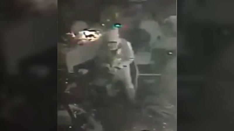 mage reportedly from the camera footage inside the venue at the Istanbul nightclub attack, Photo Date: 12/31/16