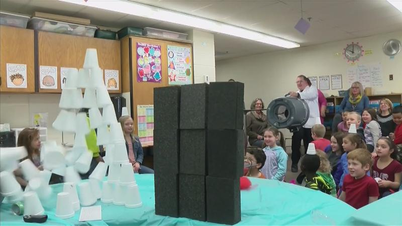 ABC 6 Weather Lab Debuts at Albert Lea School