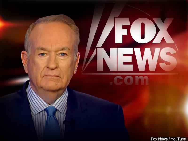 Bill O'Reilly Loses His Job at Fox News