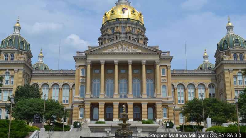 Iowa Lawmakers Prepare to Finalize State Budget