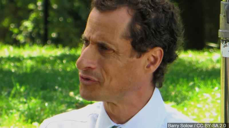Disgraced Former Pol Anthony Weiner to Plead Guilty in Sexting Case