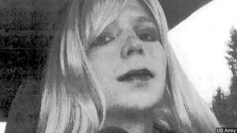 Chelsea Manning Released From Military Prison Following Obama Commutation