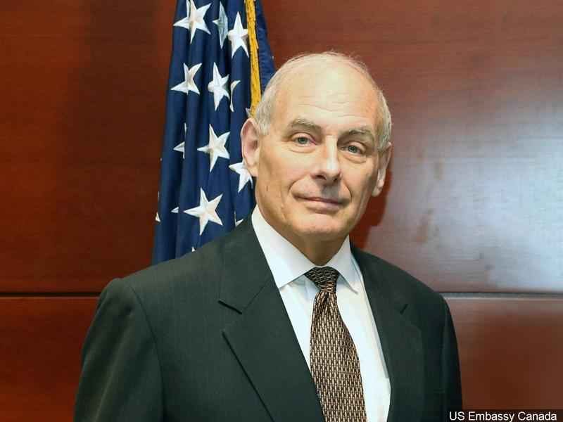 Kelly eyes DHS spokesman for communications director, sources say