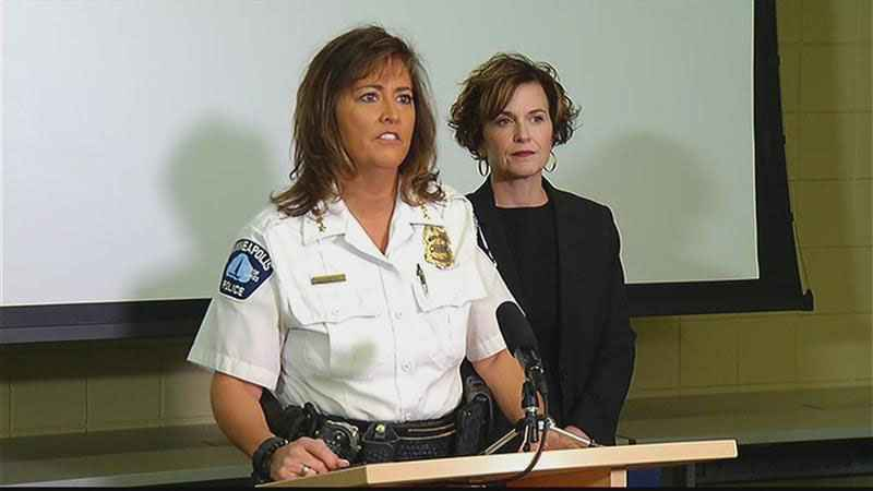 Minneapolis Police Chief Harteau Resigns