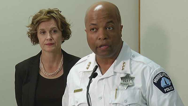 Minneapolis Police Department Assistant Chief Medaria Arradondo