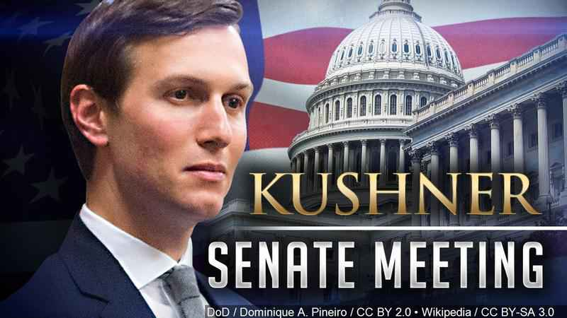 Kushner Says He 'Did Not Collude with Russia'