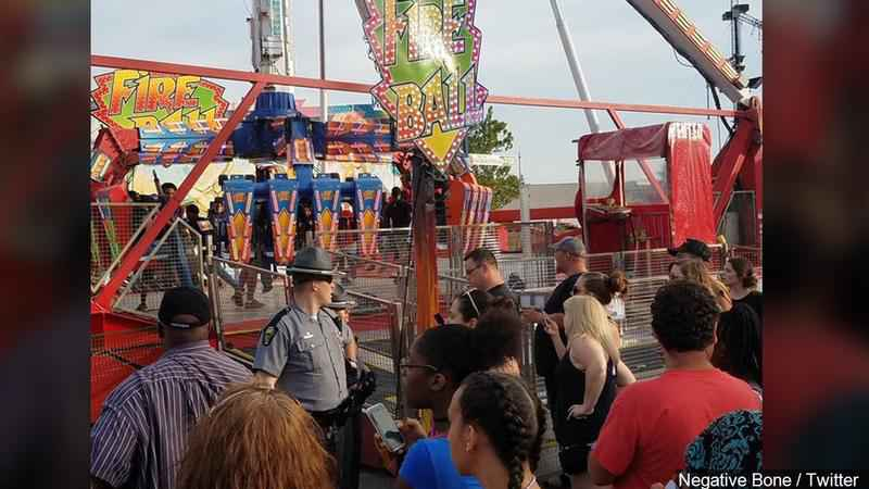 All Rides Closed at Ohio State Fair after Fatal Accident