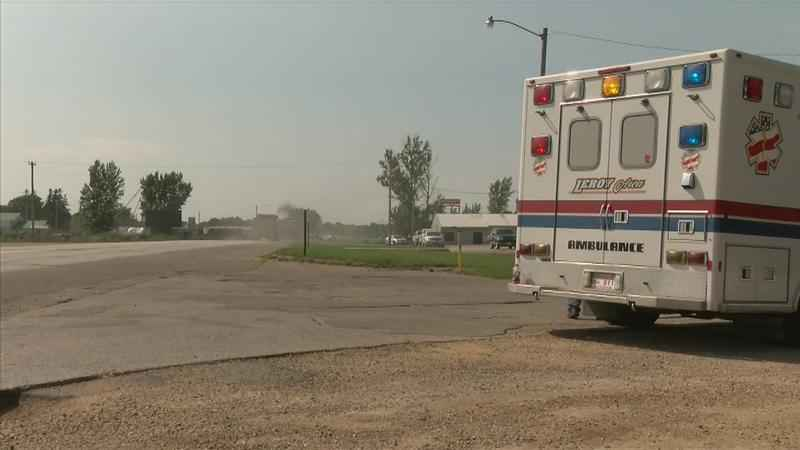 LeRoy Residents Evacuated for Anhydrous Ammonia Leak