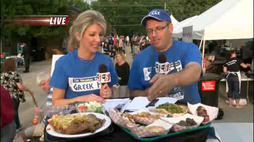 ABC 6 News at 6:30 Live From Rochester Greek Fest