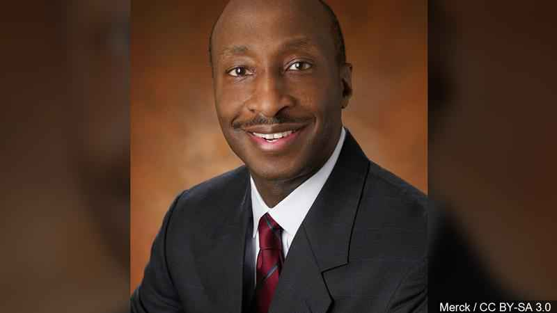 Merck, Intel CEOs quit Trump's council