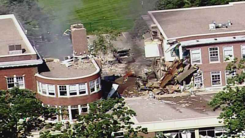 NTSB: Worker Urged Evacuation Before Minnehaha Academy Blast