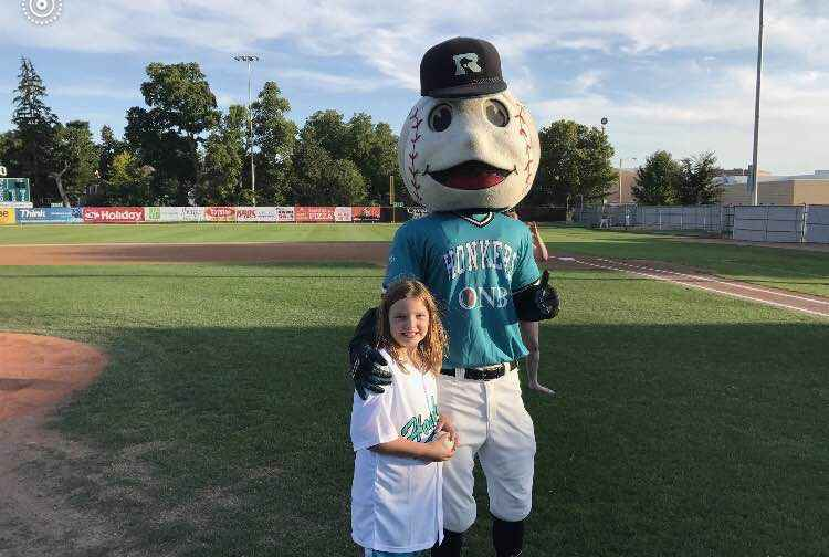 Rochester Honkers help make young girl's wish come true
