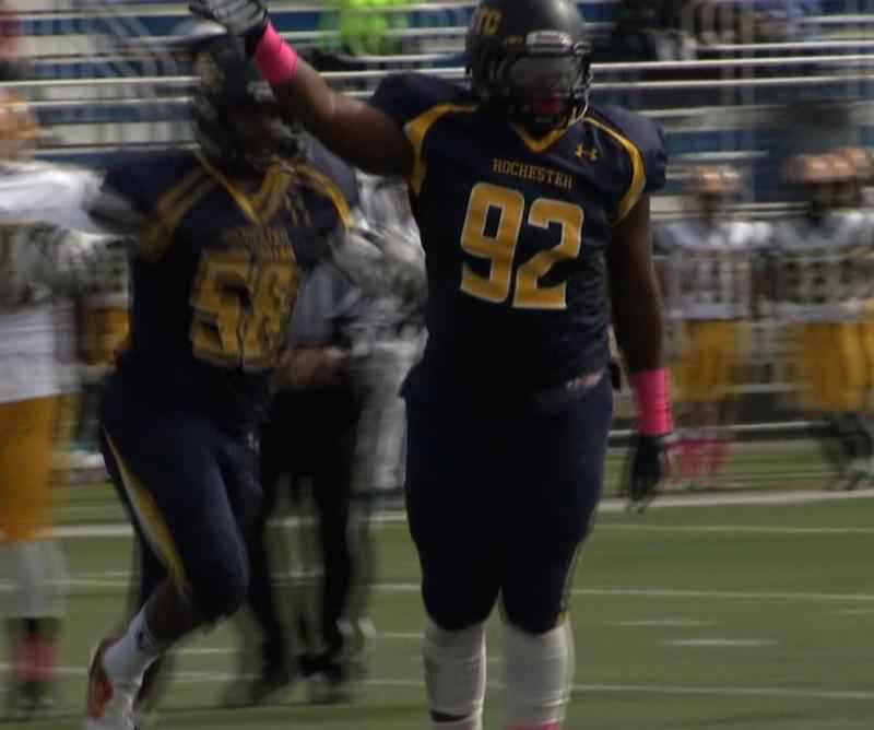 RCTC's Wilson happy to be back in Minnesota