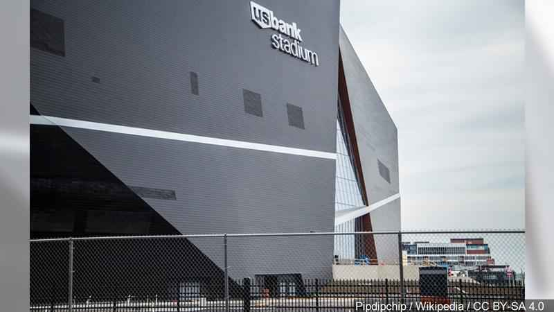 US Bank Stadium Still Working to Repair Panels