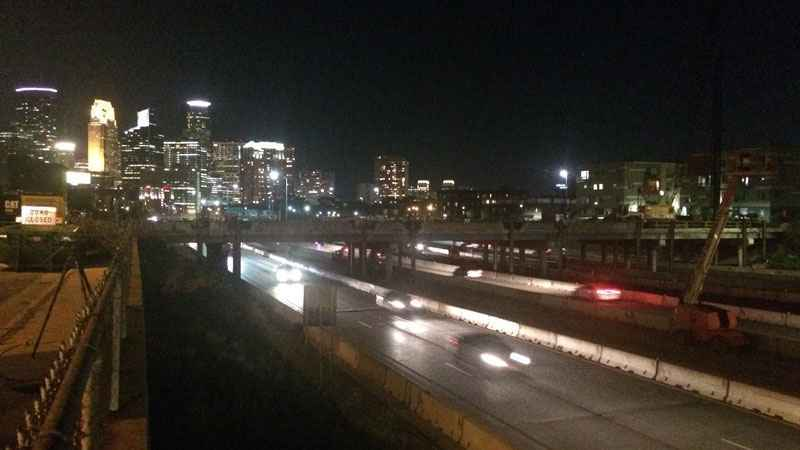 Twin Cities Marathon Participants Warned About I-35W Closure
