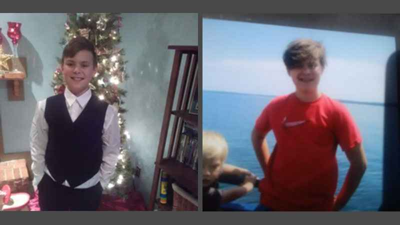 UPDATE: Blaine Police say Missing Boy has Been Found, is Safe