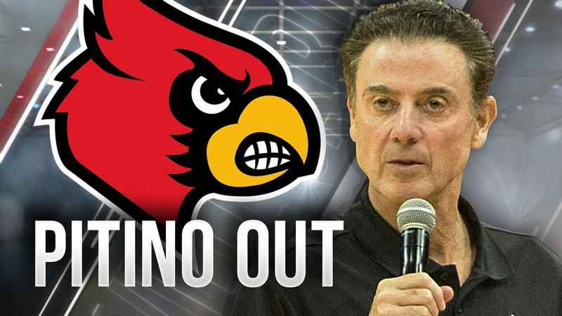 Hall of Fame Coach Rick Pitino Fired