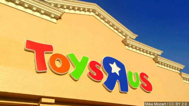 Toys 'R' Us Files for Chapter 11 Bankruptcy