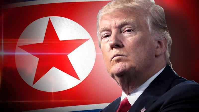 North Korea Says Trump Has 'Declared War'