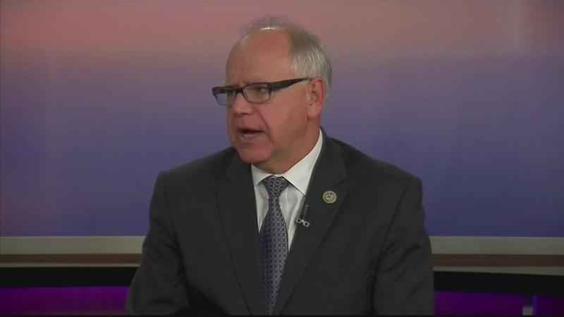 Representative Tim Walz Speaks about the Problems Facing our Nation