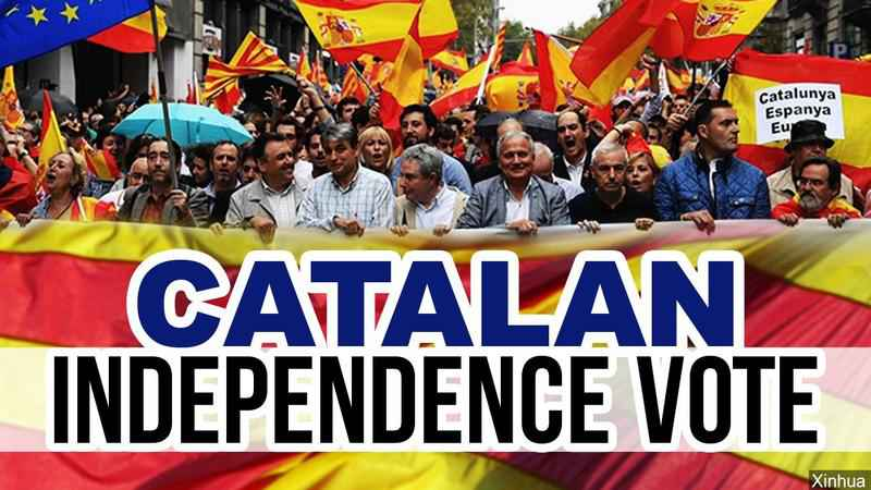 Catalans Continue Fighting for Independence from Spain