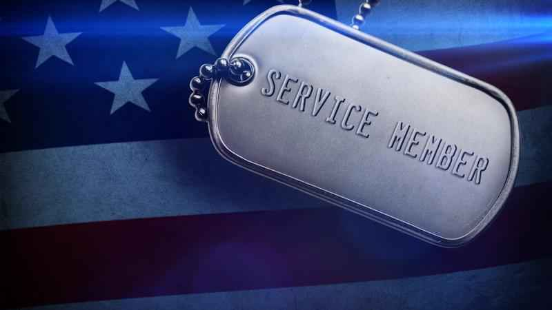 Veteran's Lost Dog Tag Found in Hurricane Debris