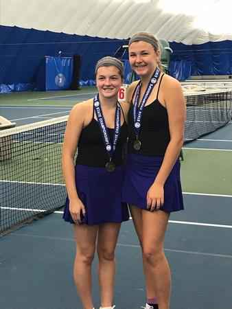 Lourdes Duo Claims Individual State Championship
