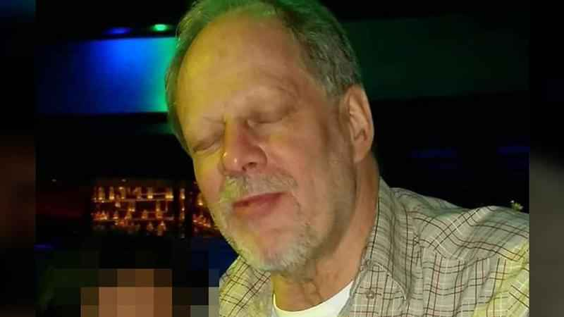Stephen Paddock, the suspected shooter of the Las Vegas mass shooting