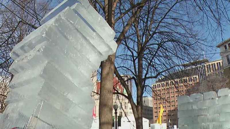 Plans for Ice Palace Canceled During Super Bowl Activities