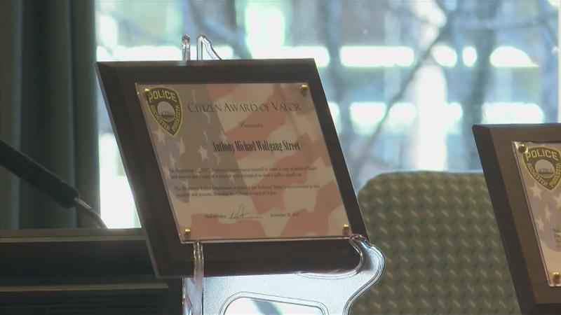 Rochester Police Department Recognizes Citizens and Officers