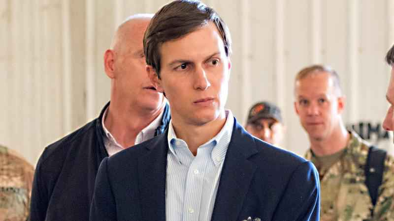 Kushner's Lawyer Pushes Back on Senate Committee Accusation