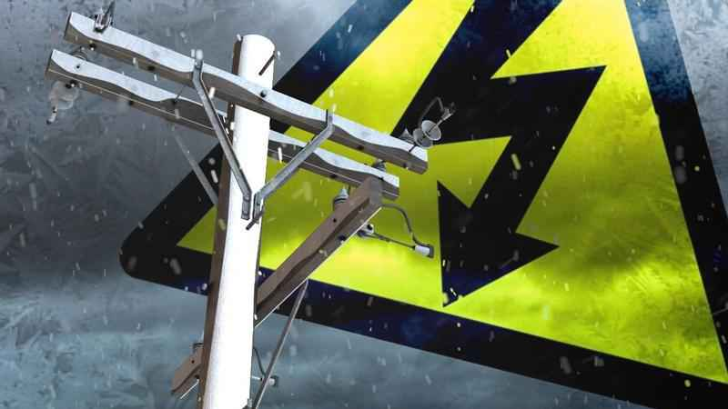 Latest: RPU Says Outage Caused by Blown Lightning Arrester