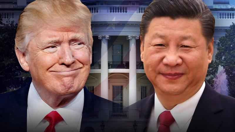 Tough Issues Await Trump, Xi Behind Closed Doors