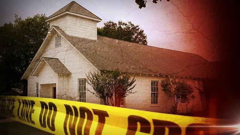 TX: Church Where Massacre Occurred to be Demolished