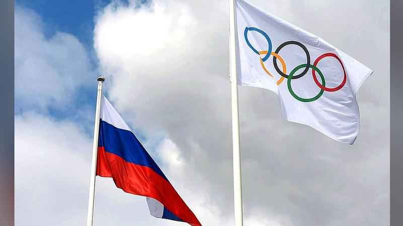 Major Punishment for Russian Olympians
