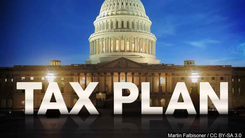 The Latest: Senate Passes Republican Tax Overhaul