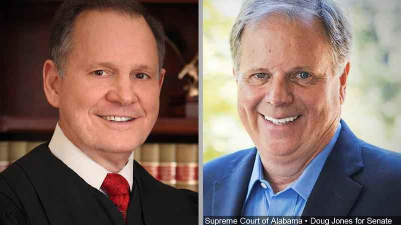 Moore not Conceding Senate Race to Jones