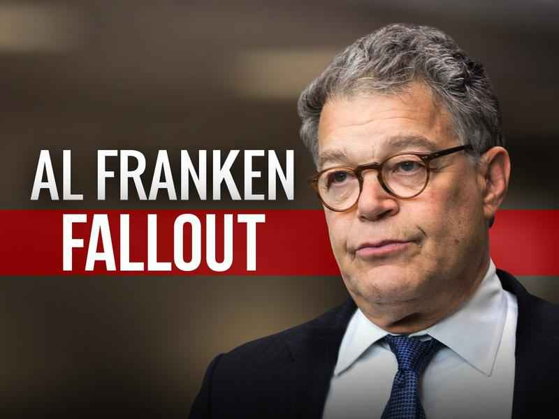 Female Democratic Senators Call for Senator Al Franken to Resign