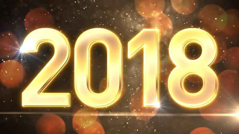 Revelers Around the World Ring In 2018