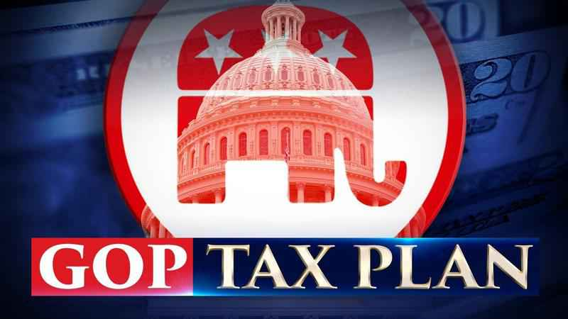 Sources Say A Deal Has Been Reached on Tax Overhaul Plan