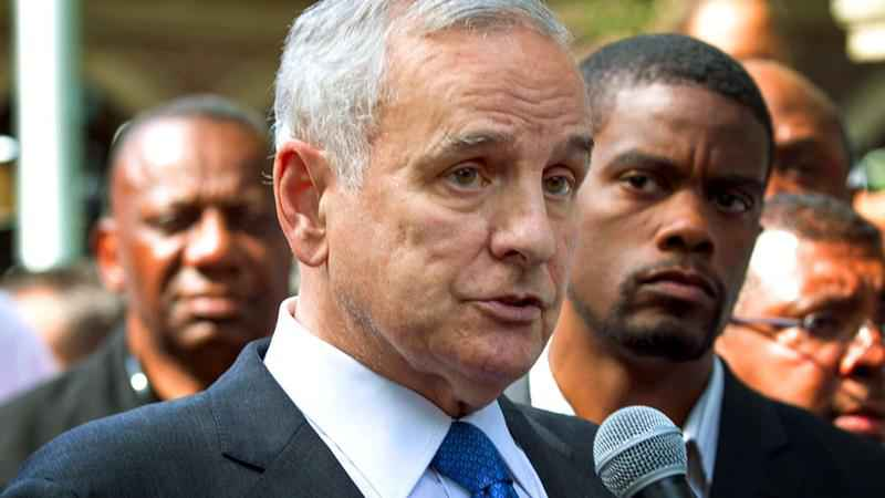 Gov. Mark Dayton Cancer-Free