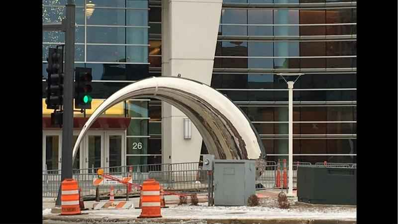 UPDATE: Interactive Sculpture in Downtown Rochester Unveiled