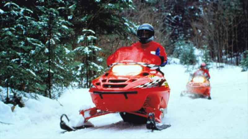 Snowmobile crash proves fatal for Minnesota man