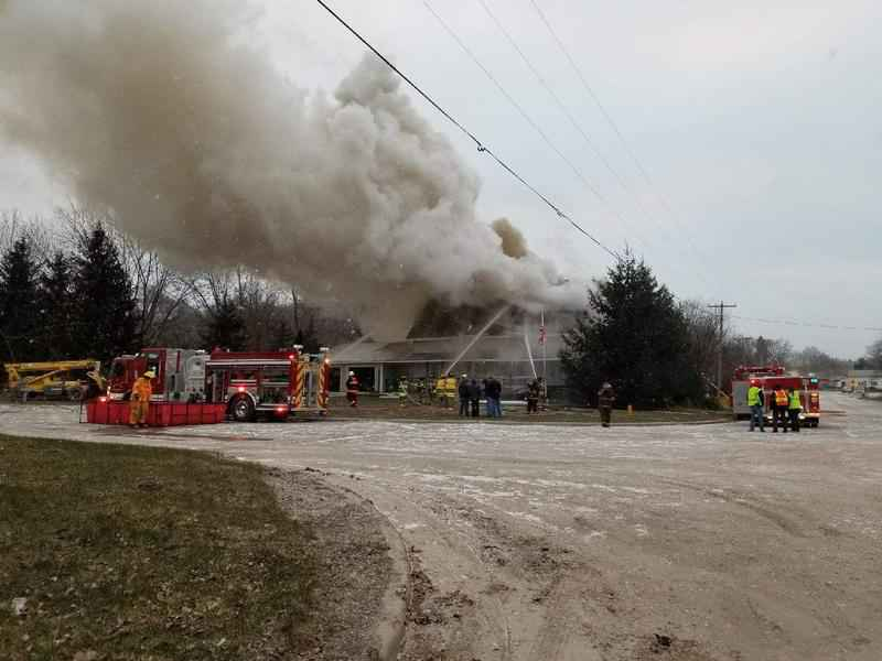 Fillmore County House Fire Under Investigation