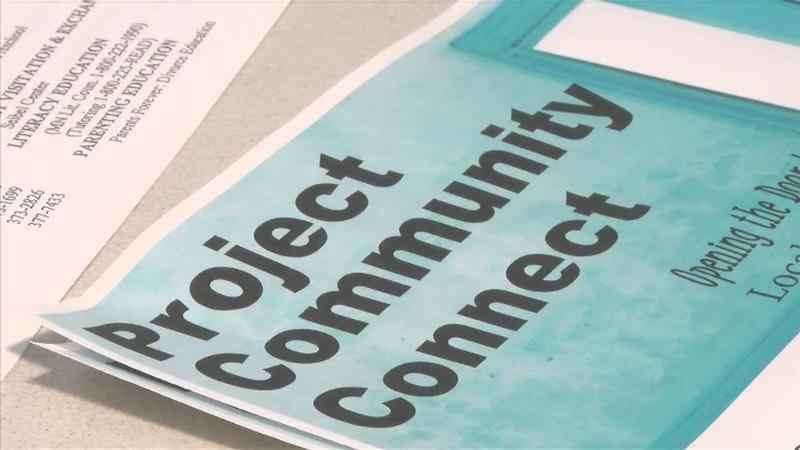 Community Connect Takes Aim at Poverty