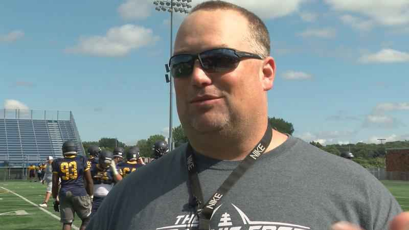 RCTC Parts Ways with Head Football Coach