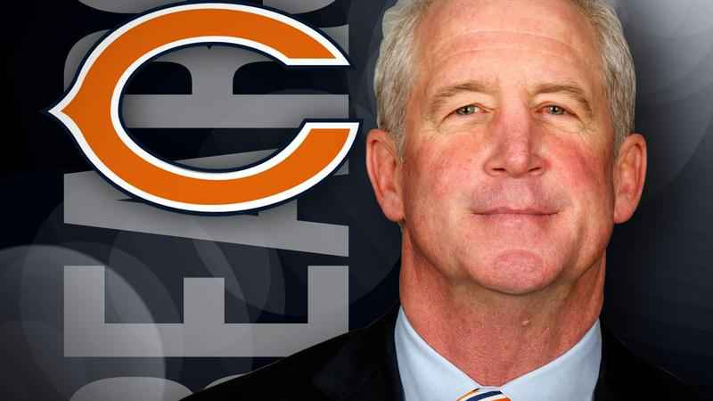Bears fire coach John Fox after a 5-11 season