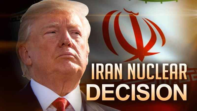President Trump Gives Iran Nuke Deal 'Last Chance'