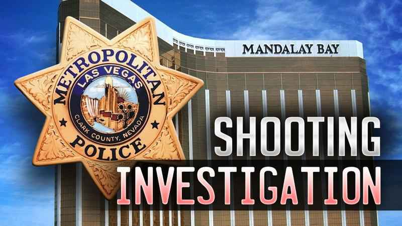 Charges Possible in Connection with Vegas Shooting