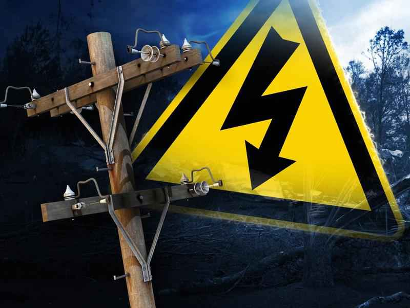 Hundreds Without Power in NW Rochester